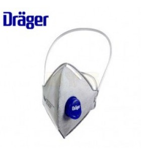DRAGER X-PLORE 1710 FFP1 V ( VENTİLLİ ODOUR )